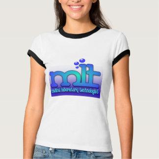 MLT - WTIH BUBBLES - MEDICAL LABORATORY TECH T-Shirt