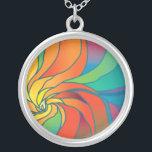 "MLTS Chalice Art Round Pendant<br><div class=""desc"">The Atherton chalice art in a large pendant</div>"