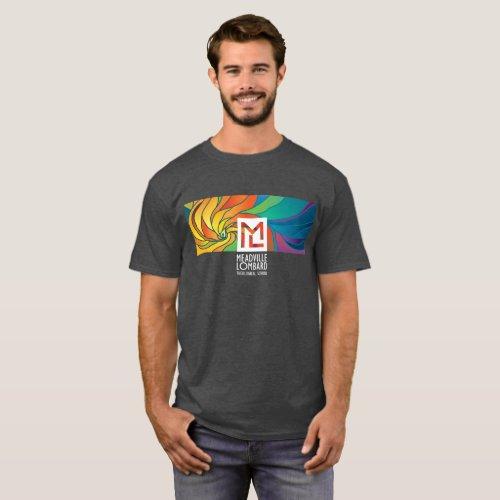 MLTS Chalice Art T_shirt dark T_Shirt