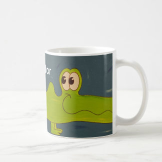 mm30102.Aly Gator Coffee Mug
