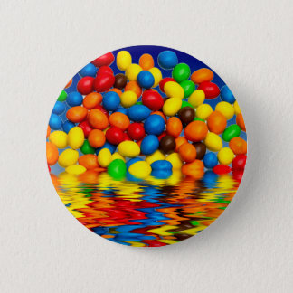 MM chocolate sweets Button