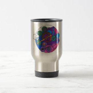 MM circle Travel Mug