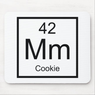Mm Cookie Element Mouse Pad