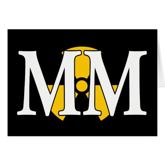 MM - Machinist's Mate Card