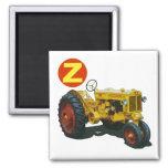 MM - Model Z 2 Inch Square Magnet