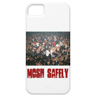 MM- Mosh Safely iPhone 5 Case