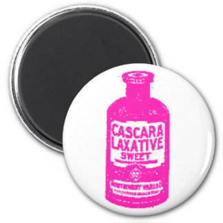 Mm...sweet laxative! magnets