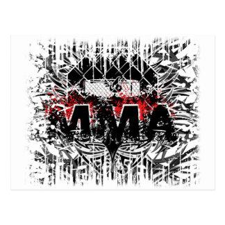 MMA 01 POSTCARD