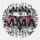 MMA 01 STICKER