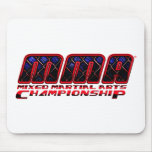 MMA 02 MOUSE PADS