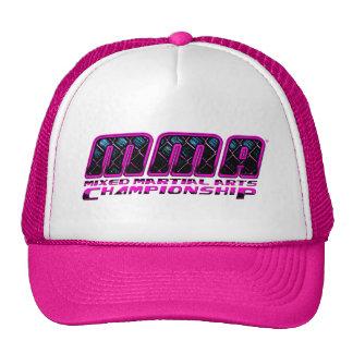 MMA 02 TRUCKER HAT