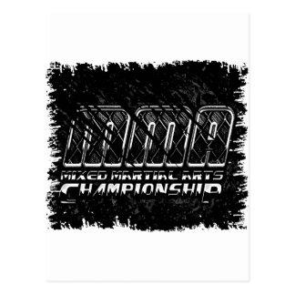 MMA 08 POSTCARD