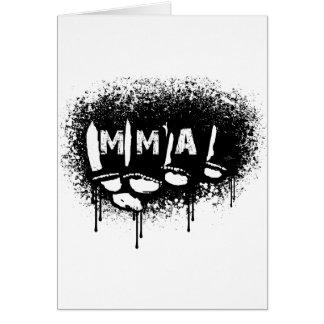 MMA 24 CARD