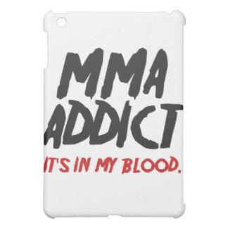MMA addict iPad Mini Cover