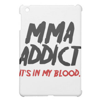 MMA addict iPad Mini Covers