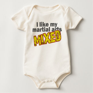 MMA Baby Clothes Baby Creeper