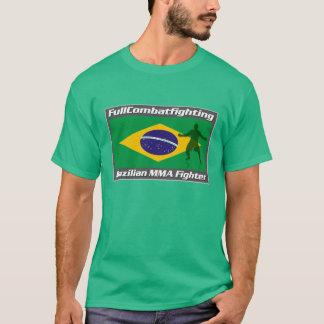 MMA Brazilian Fighter T-Shirt