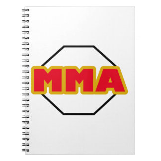 MMA CAGE NOTEBOOKS