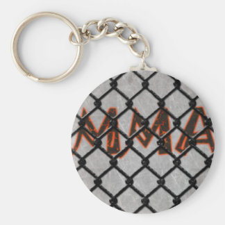 MMA CAGED IN ICE KEYCHAIN