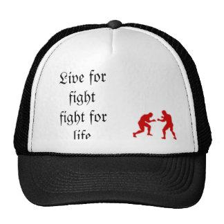 MMA CAPS TRUCKER HAT
