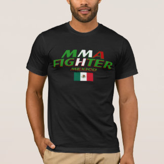 MMA FIGHTER Authentic Mex T-Shirt