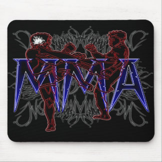 MMA fighters mouse pad