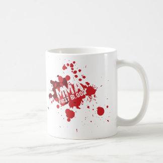 MMA First Blood Coffee Mug