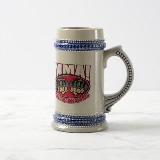 MMA Fists Beer Stein