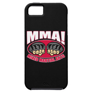MMA Fists iPhone 5 Cases