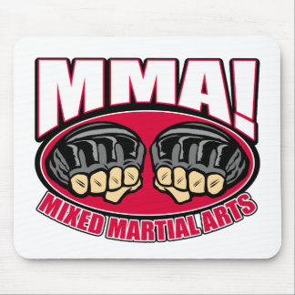 MMA Fists Mouse Pad