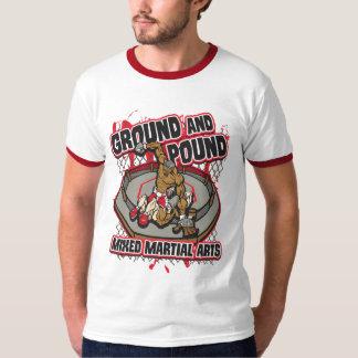 MMA Ground and Pound Shirt