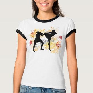 MMA Head Kick T-Shirt