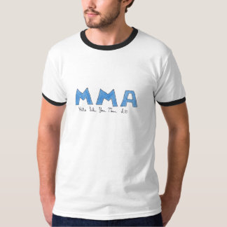MMA Hit's Like You Mean It Shirt