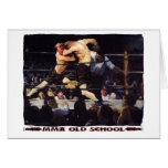 MMA Old School Greeting Cards
