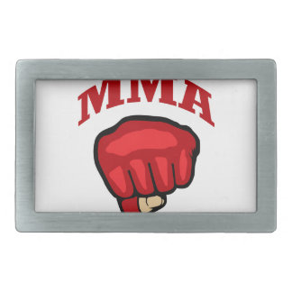 MMA OVER FIST BELT BUCKLES