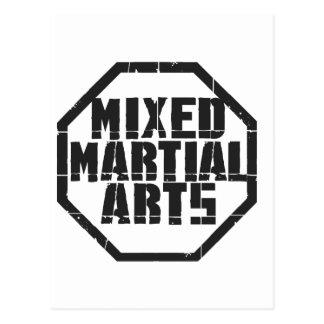 MMA POSTCARD
