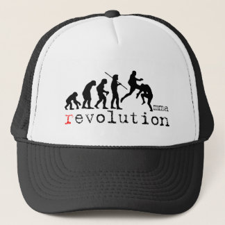 MMA (r) Evolution Chart Hat from Project Kombat