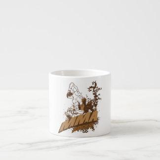 MMA Rocks Espresso Cup