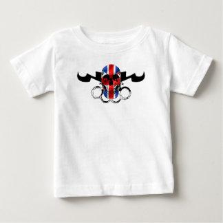 MMA_Skull_UK Baby T-Shirt