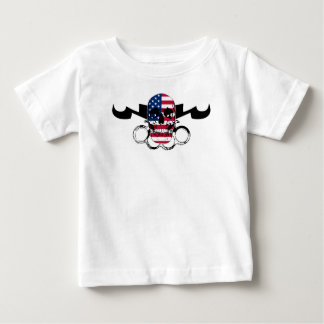 MMA_Skull_US Baby T-Shirt