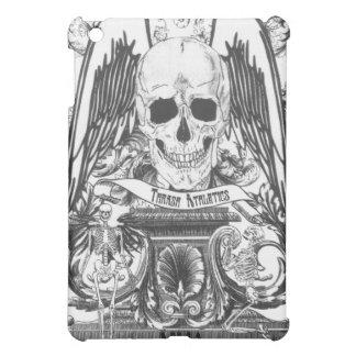 MMA Skull with wings iPad Mini Cover