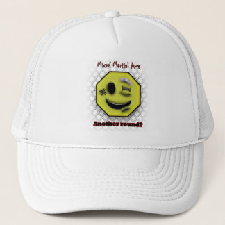 MMA Smile, Another round? Trucker Hat