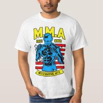 MMA T Shirt - Mixed Martial Arts Pride Honor Fight