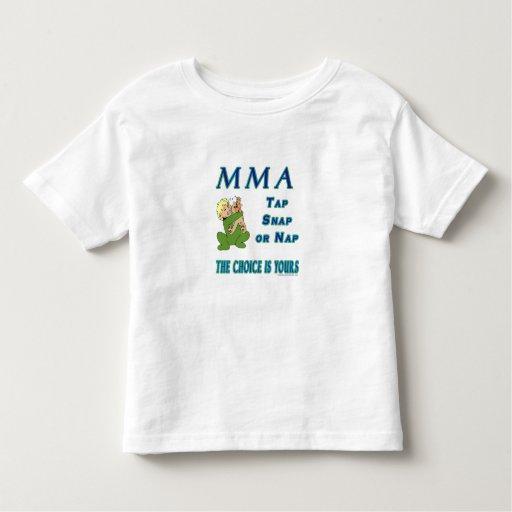 MMA Tap Teddy Bear Tee Shirts
