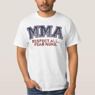 MMA tshirt