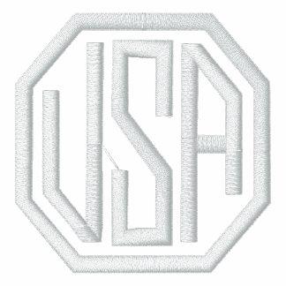 MMA USA Octagons Track Jacket