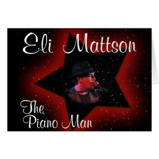 MMC2009 ELI MATTSON - junio de 2009 ofrecido Tarjeton