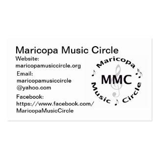 MMC general business card
