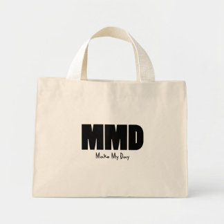 MMD Make My Dad Canvas Bags