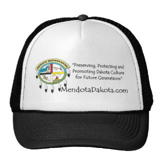 MMDC Baseball Cap, Hat Logo & Statement